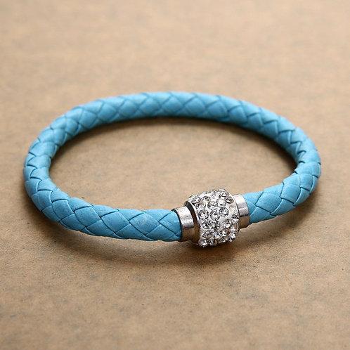 Sky blue bracelet!