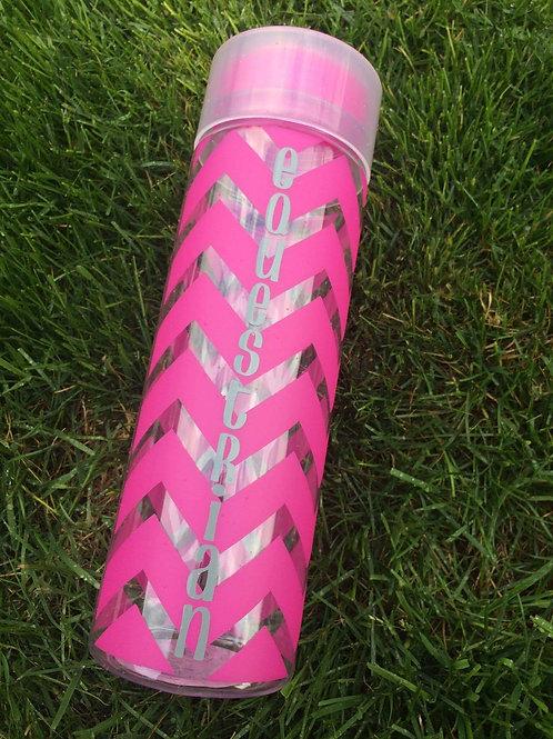Pink bottle!