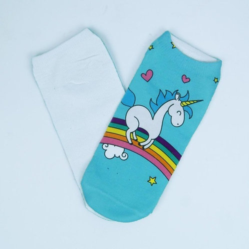 Prancing Unicorn Socks!
