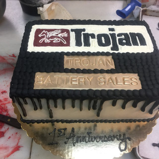 Business Cakes