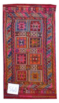 Sivas Kelim No. 560