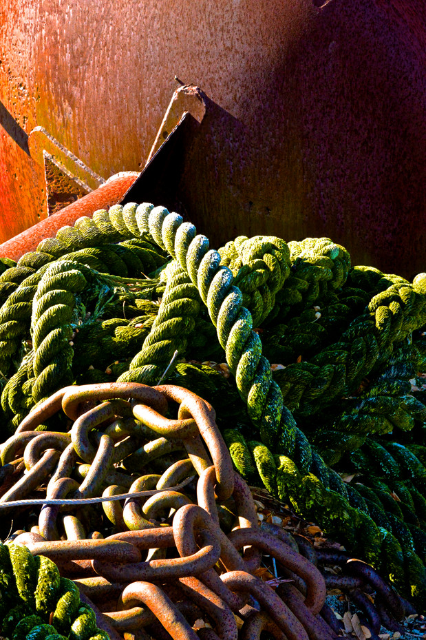 ANCHOR LINES