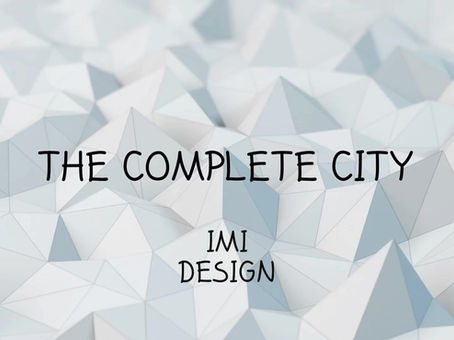 The Complete City