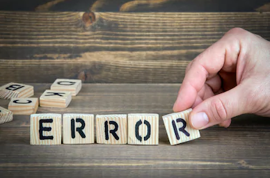What to do if a 1099 has errors