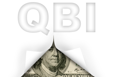The New QBI Business Deduction