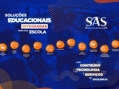 Por que as escolas SAS são as que mais evoluem no ENEM?