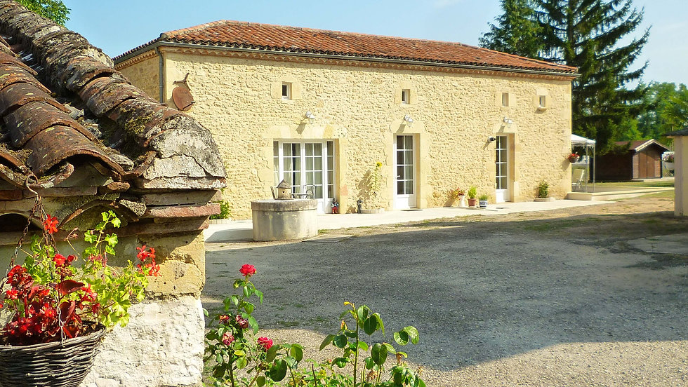 Caday Rouge Gite/Cottage