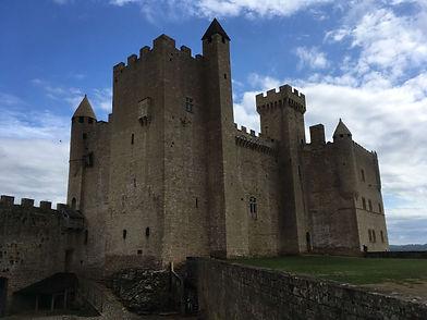 CRMT at Chateau Beynac