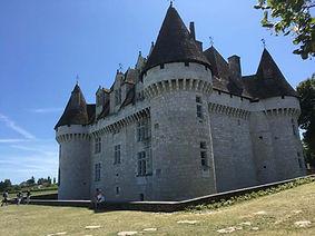 CRMT at Chateau de Biron