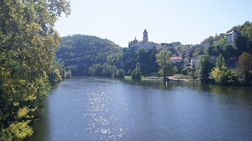 River Lot, Nouvelle Aquitaine