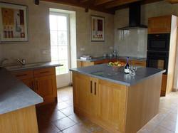 Caday Rouge Cottage Kitchen