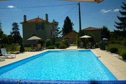 The beautiful Caday Rouge Pool