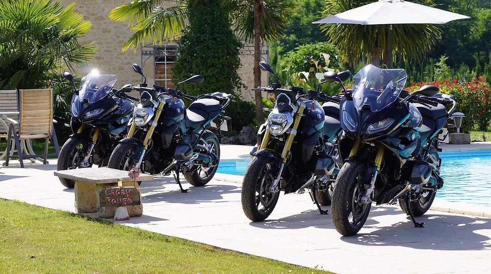 CRMT South West France Tours