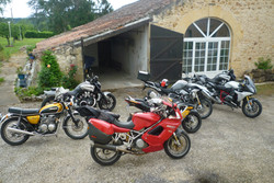 Caday Rouge Motorcycle Tours Day out