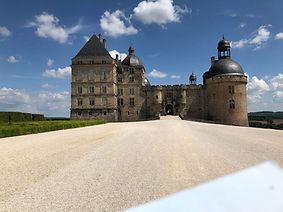 CRMT at Chateau Hautefort