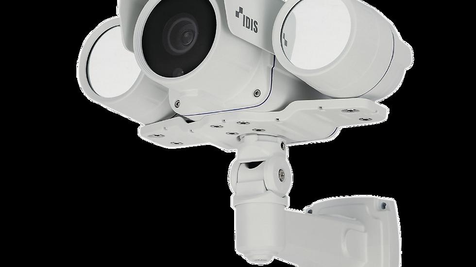 Camara IP Bala 2MP | Lente varifocal 9 - 22mm | IR 50m | Para reconocimiento