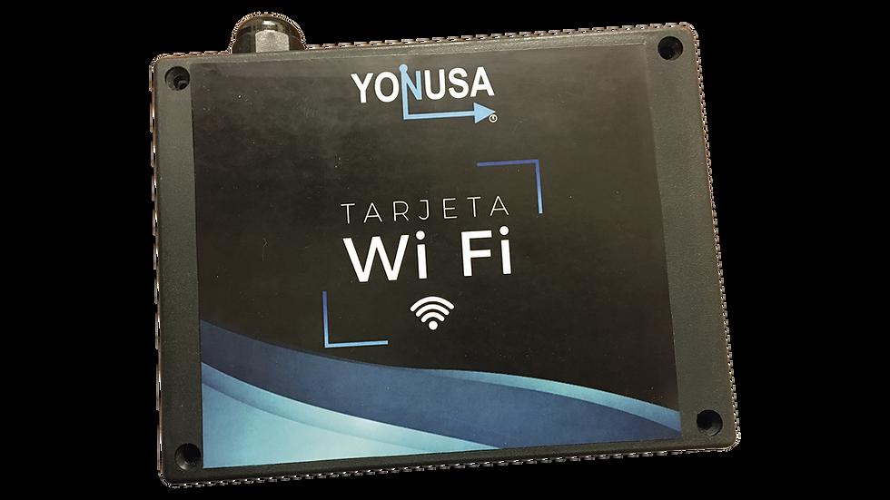 Modulo WIFI con gabinete para uso en Energizadores YONUSA/Aplicación sin