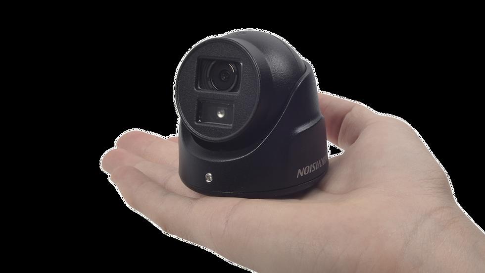 Ultra Mini Turret TURBO 1080p / Gran Angular / Lente 2.8 mm / 20 mts IR EXIR /