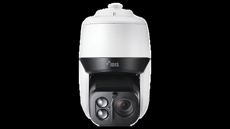 DOMO PTZ IP 8MP | 31X de Zoom | 200m IR | Estabilizador de imagen EIS | WDRDOMO