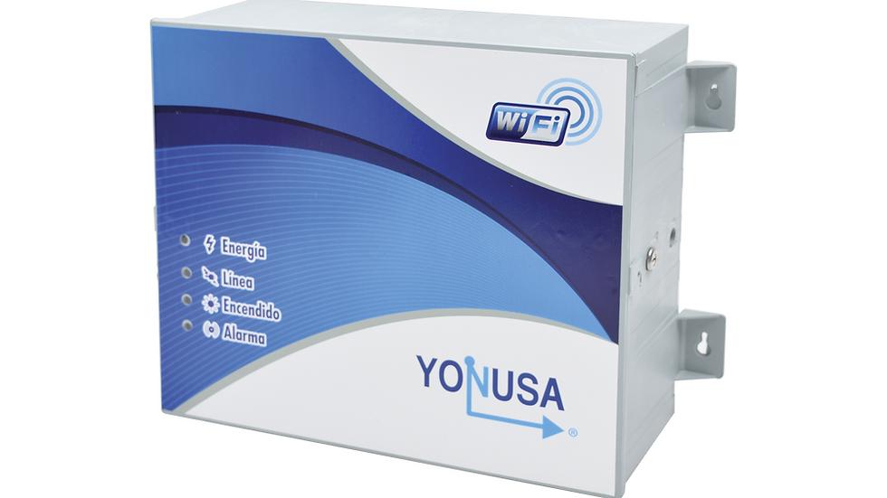 Energizador de 10,000Volts-1Joule-Incluye tarjeta WIFI/500Mts de proteccion