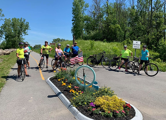 Erie Canal Trail - On Demand