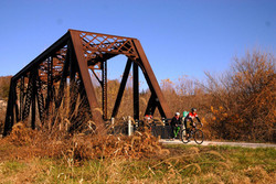 2-Rusty Bridge Jefferson