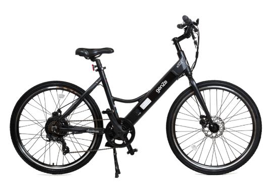 Genze E-Bike Step Thru Frame