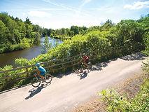 Cycle Le Petit Train Du Nord