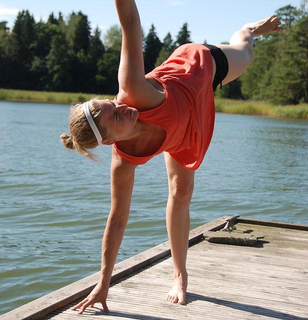 Vinyasa Flow Yoga Colchester