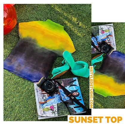 Sunset Top