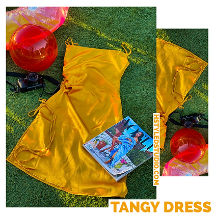 Tangy Dress