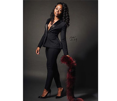 A Queen Stands Tall Through All Adversity. She does not fold, she does not break; She Adapts and Rec