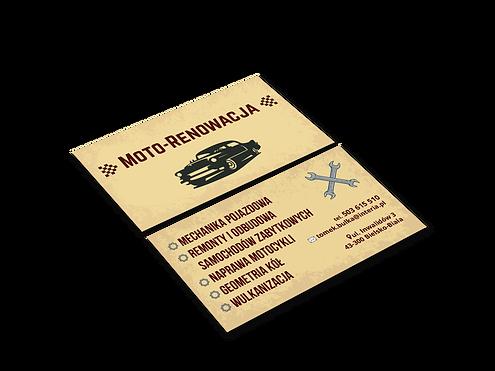 druk wizytówek bielsko