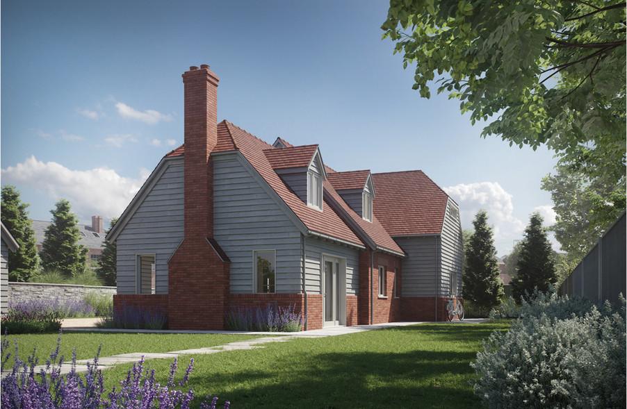 Oxfordshire Farmhouse
