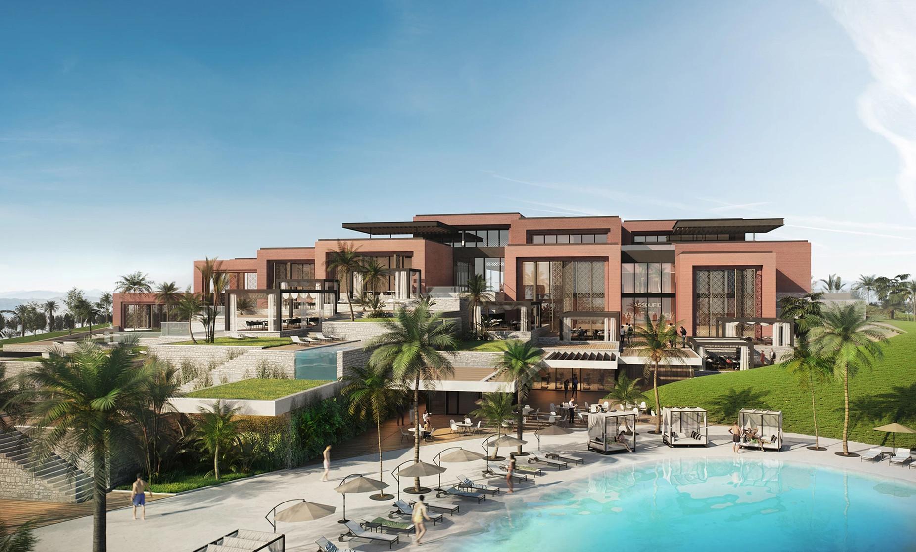 Assoufid Golf Hotel