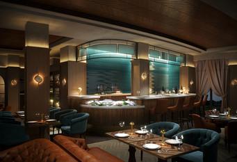 Kempinski Pearl Tavern. Doha