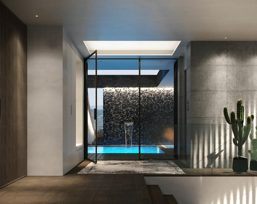 Villa Black. Zurich
