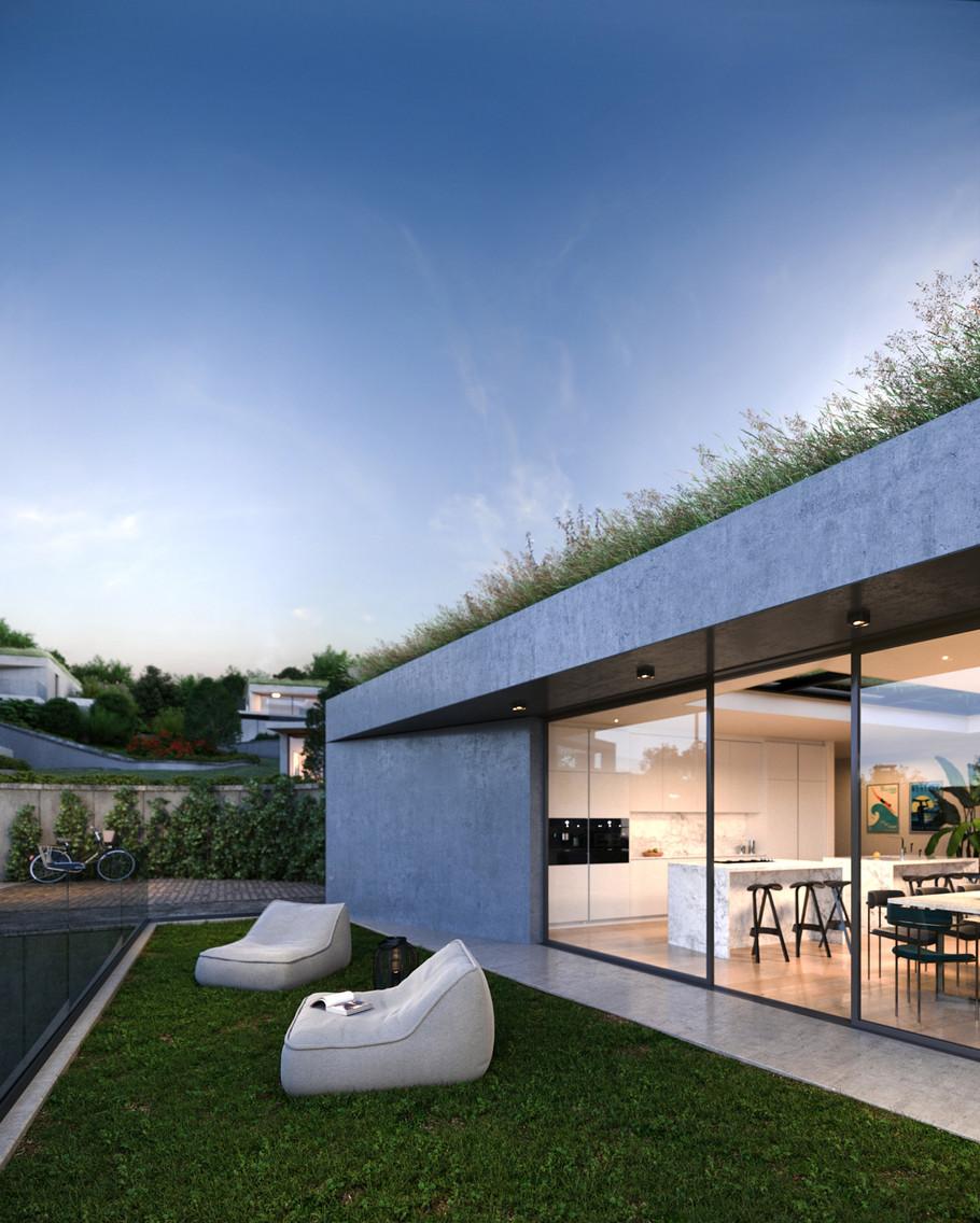 Overlane Houses