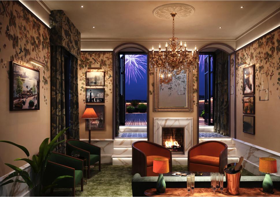Stafford Hotel. London