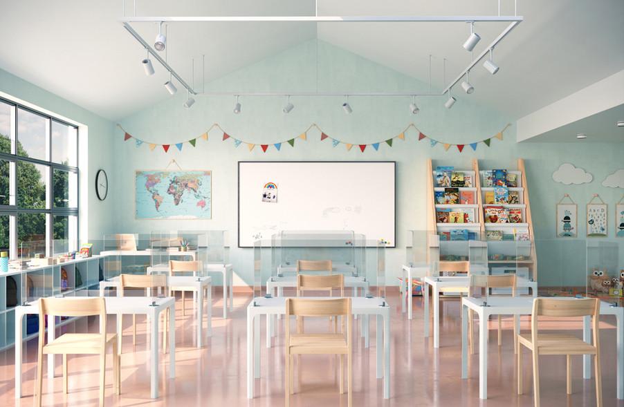 Primary School in Glasgow
