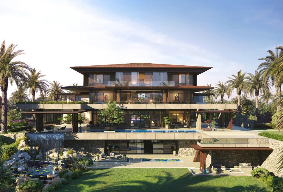 Villa Khavaneej. Dubai