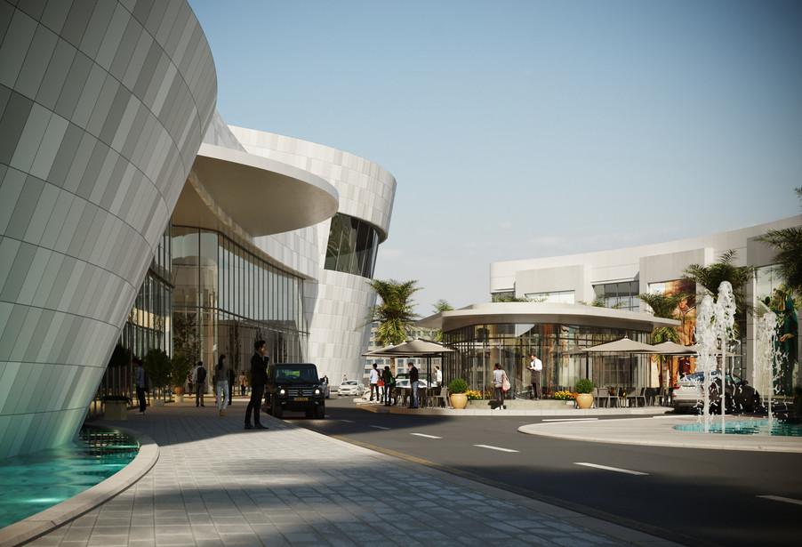 Ashgabat Mixed-Use Development