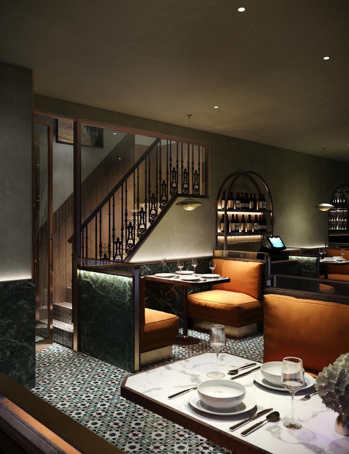 Norma Restaurant. London