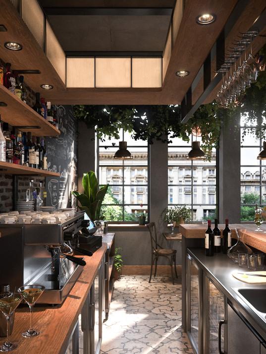 Leaf Coffee Shop