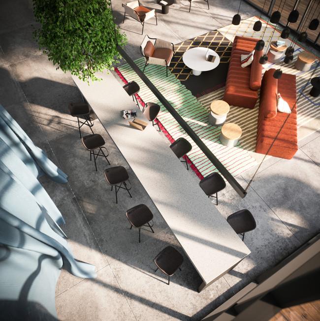 Modon Office, Abu Dhabi
