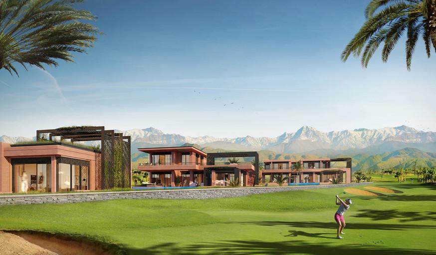 Assoufid Golf Hotel. Marrakesh