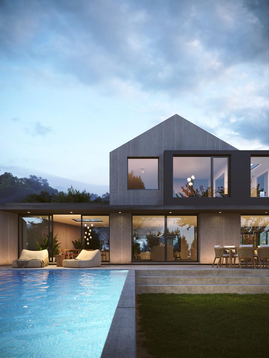 Penhros House - Pool View.jpg