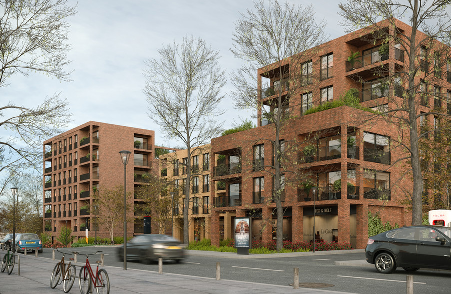 Hornsey Mixed-Use Project