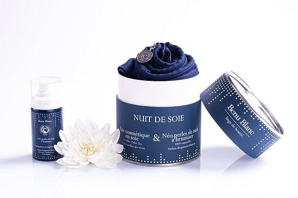 Coffret découverte Solo (1 taie bleue + 1 brume)