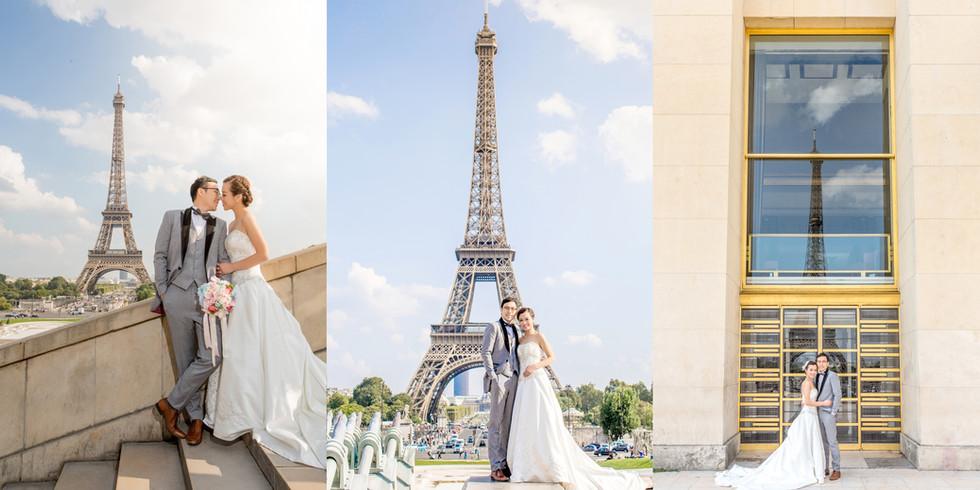 Eiffel Tower, 埃菲尔铁塔